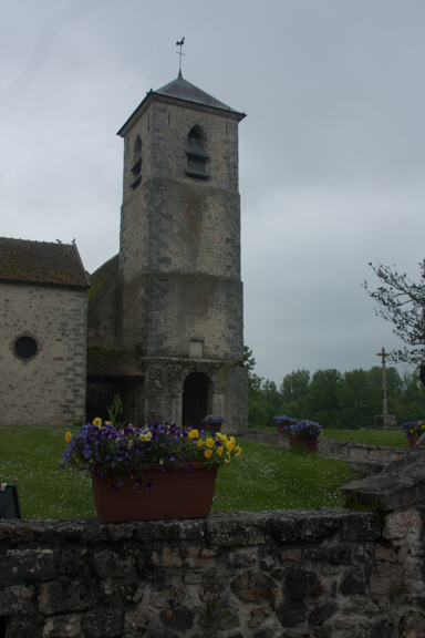 Church in Nonville