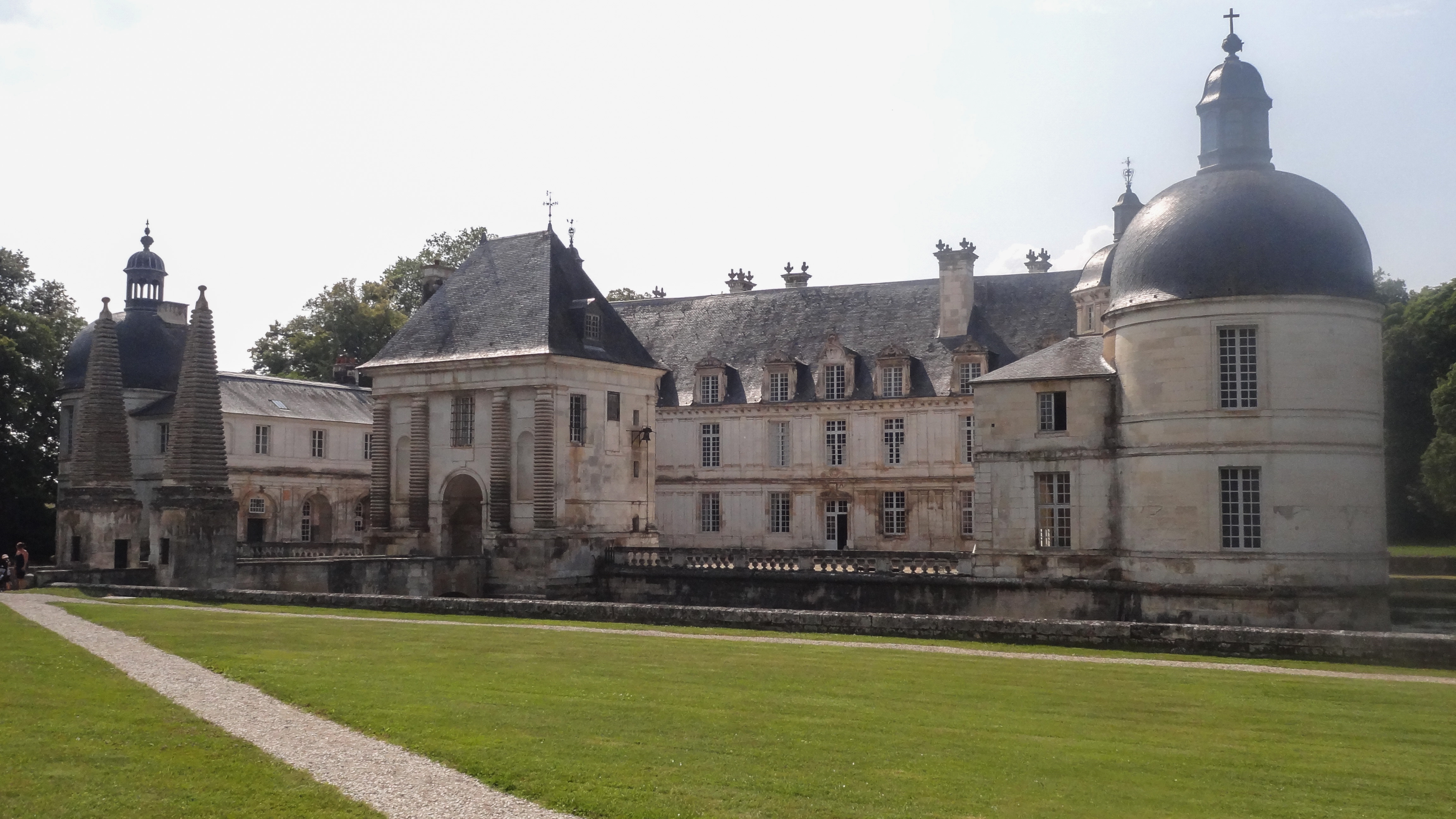Chateau Tanlay