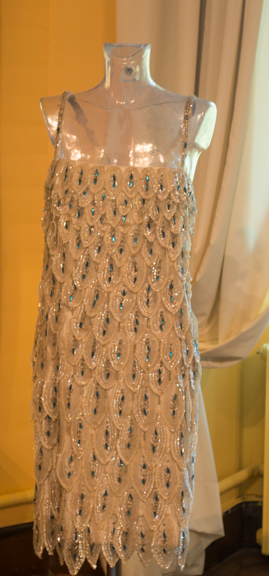 Laurie's favorite of Josephine's dresses.